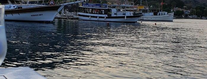 Lipsos Restaurant is one of Selimiye.