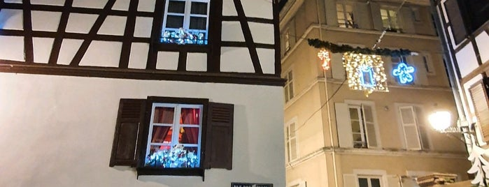 Rue des Moulins is one of Alsace.