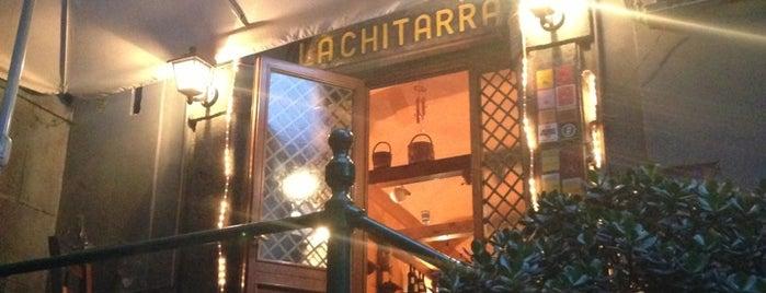 La Chitarra is one of Mangiare napoletano a Napoli e dintorni.