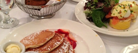 Sarabeth's is one of NY Tour Brunch.