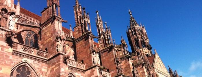 Münster Unserer Lieben Frau is one of 100 обекта - Германия.