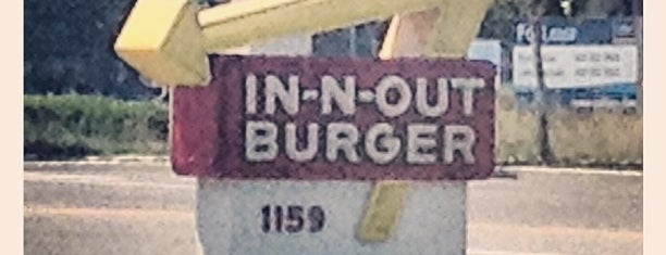 In-N-Out Burger is one of Build2014 San Francisco.
