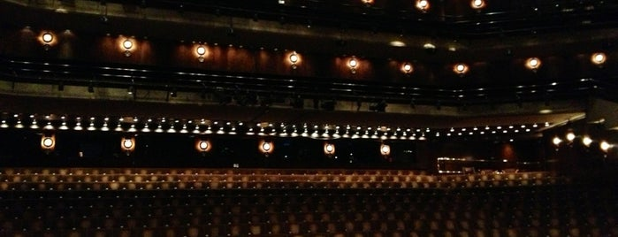 Barbican Theatre is one of London Favourites.