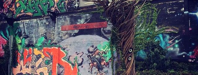 Pavillion IX Art Park is one of RT.
