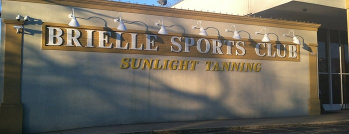 Brielle Sports Club is one of Everyday Places.