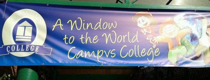 Campvs College is one of Colegios.