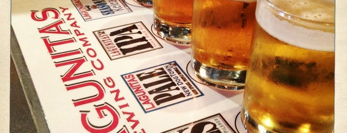 Lagunitas Brewing Company is one of West Coast Breweries.