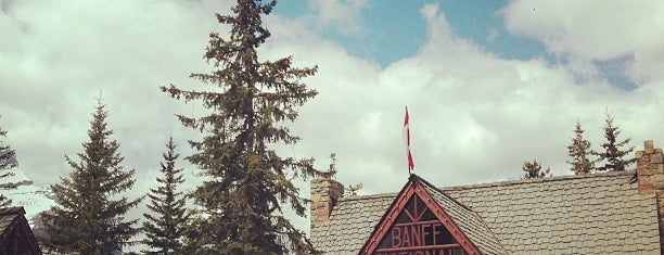 Banff National Park Gate is one of Alberta.