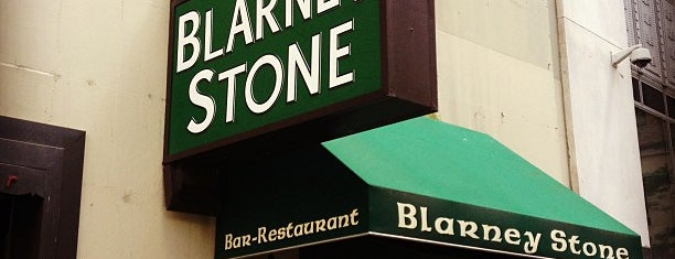 Blarney Stone is one of Favorites.