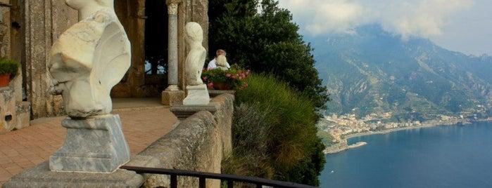 Villa Cimbrone is one of Naples, Capri & Amalfi Coast.