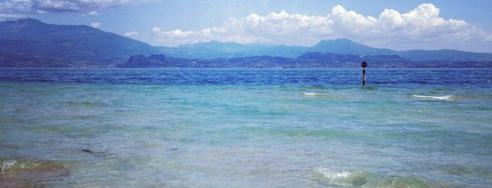 Lido delle Bionde is one of 🇮🇹 Lago Garda 🇮🇹.