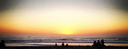 Ocean Beach Dog Beach is one of Going Back To Cali...Again.