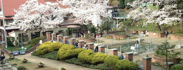 Motomachi Park is one of Posti che sono piaciuti a MAC.