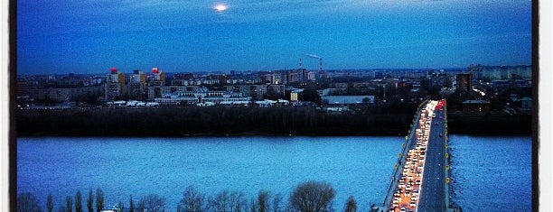 Смотровая площадка is one of Нижний Новгород.
