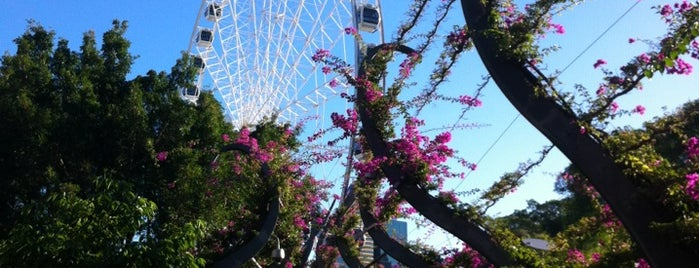 South Bank Parklands is one of Australia - Must do.
