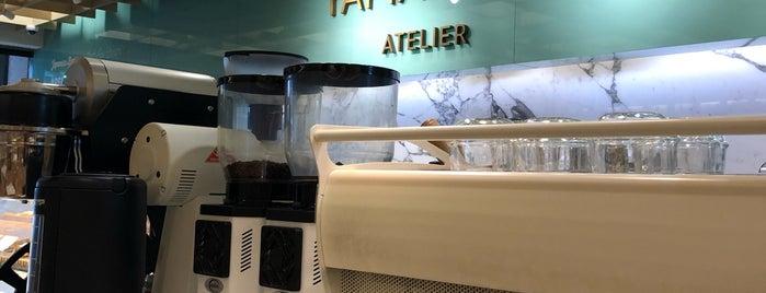 Yamanote Atelier is one of Dubai - Breakfast.