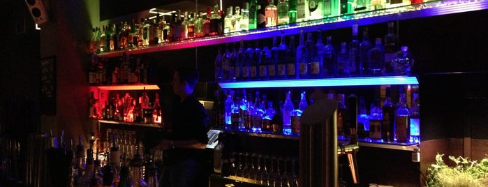 Lining LNG Bar is one of Favorite Nightlife Spots.