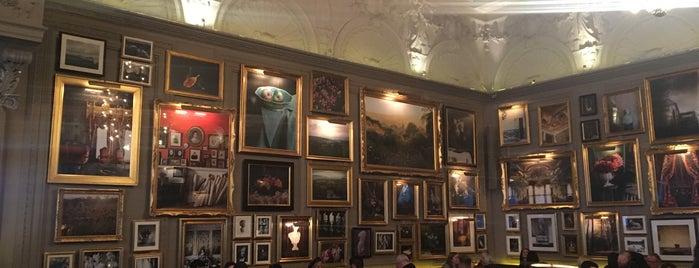 Berners Tavern is one of Maria : понравившиеся места.
