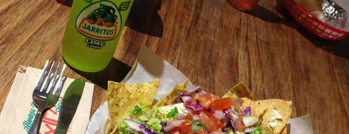 Mexicali Fresh is one of auckland.
