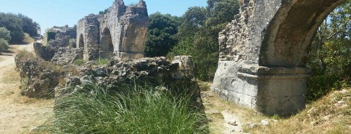 Aqueduc Romain is one of สถานที่ที่ Miguel ถูกใจ.