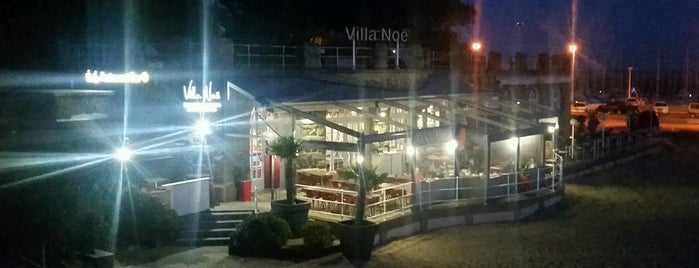 Villa Noë is one of Restaurants.