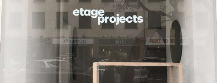 Etage Projects is one of Copenhagen 2020.