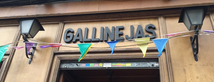Freiduria Gallinejas is one of Food & Fun - Madrid.