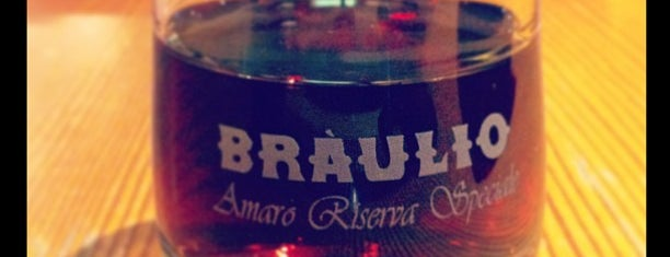 Bar Braulio is one of Mr. & Mrs. Smith <3.