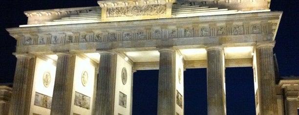 Бранденбургские ворота is one of Berlin to-do list.