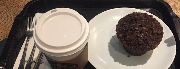 Starbucks is one of Berkan 님이 좋아한 장소.