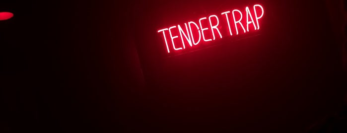 Tender Trap / Superchief is one of Drink Spots.