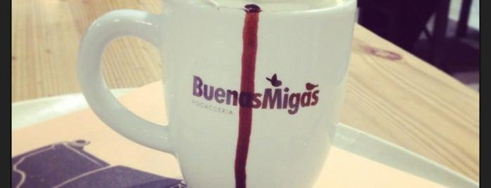 BuenasMigas is one of Restaurants/Bars BCN.