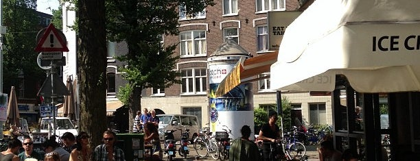 De Wasserette is one of Hallo Amsterdam!.