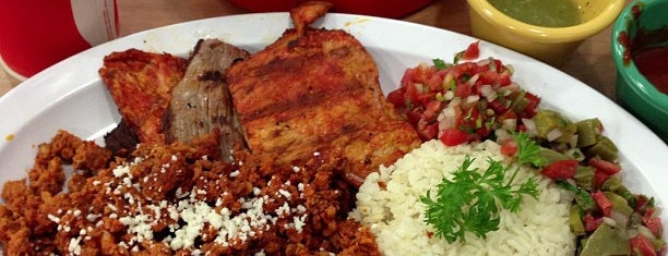 Karlos & Kokes Fresh Mexican Grill is one of LA-Dining.