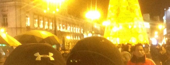 Puerta del Sol is one of Orte, die Monica gefallen.