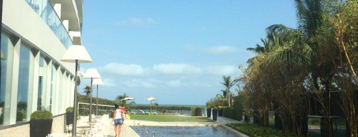Holiday Inn Cartagena Morros is one of Orte, die Monica gefallen.