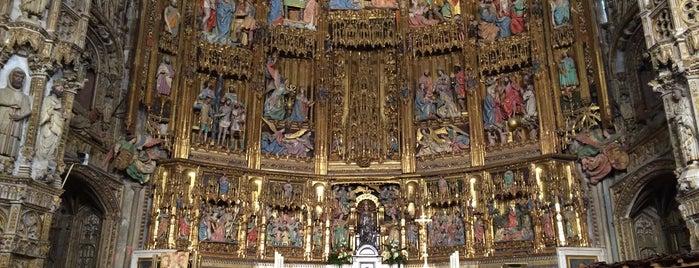 Catedral de Santa María de Toledo is one of Orte, die Monica gefallen.