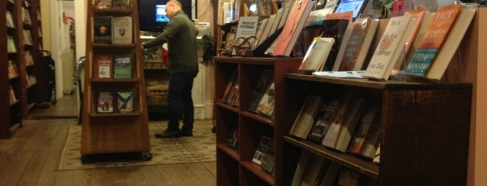 Maple Street Book Shop is one of Indie Books.