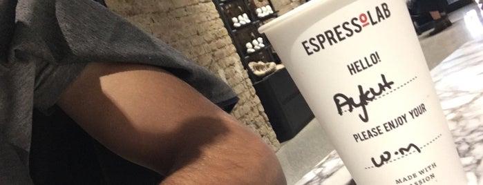 EspressoLab is one of Turkey.