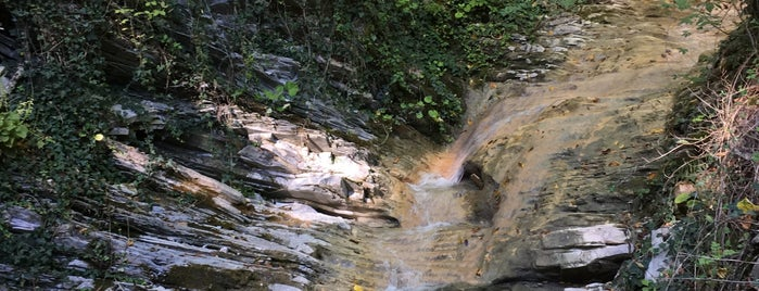 плесецкие водопады is one of Геленджик.