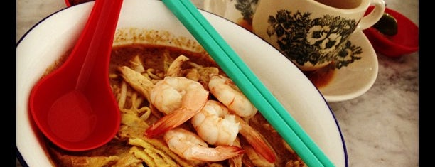 Choon Hui Cafe (春园茶室) is one of Kuching Eats.