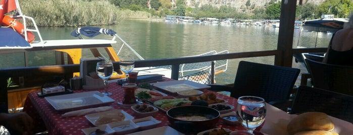 Saklı Bahçe Kahvaltı ve Çay Bahçesi is one of สถานที่ที่บันทึกไว้ของ Emre.