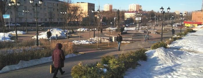 Бульвар Льва Толстого is one of Orte, die Julia gefallen.