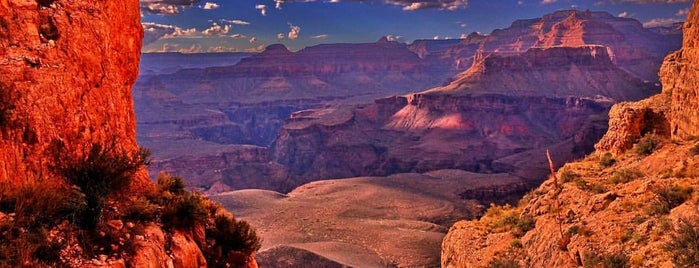 Grand Canyon National Park is one of National Recreation Areas.