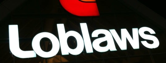 Loblaws is one of Adinaさんのお気に入りスポット.