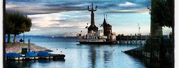 Hafen Konstanz is one of Lake Constance.