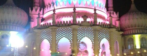 Royal Pavilion Ice Rink is one of Brighton.