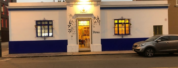 Pórtico Detalles con Arte is one of Lima.
