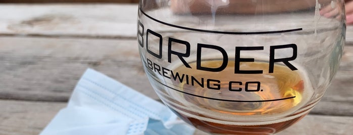 Border Brewing Company is one of Lieux qui ont plu à Lori.