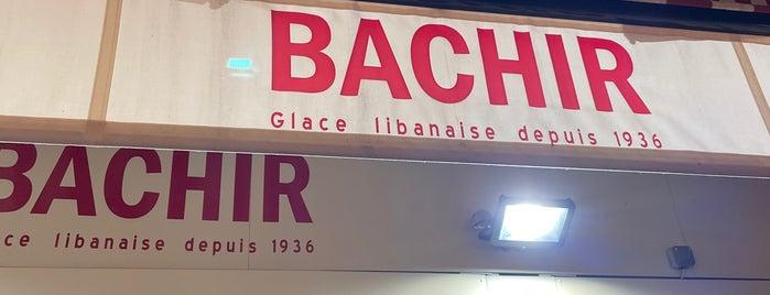 Glace Bachir is one of à faire asap.